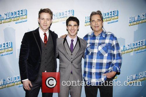 Christopher J. Hanke, Darren Criss and Beau Bridges...