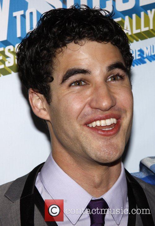 Darren Criss After party for Darren Criss's Broadway...