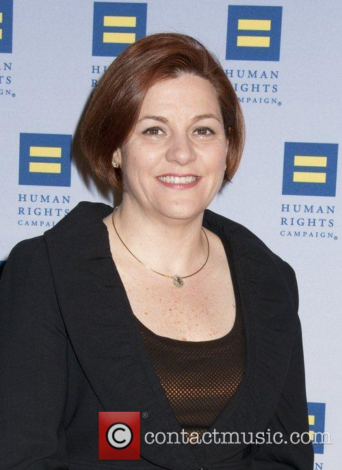 Christine Quinn 2012 HRC Gala held at the...