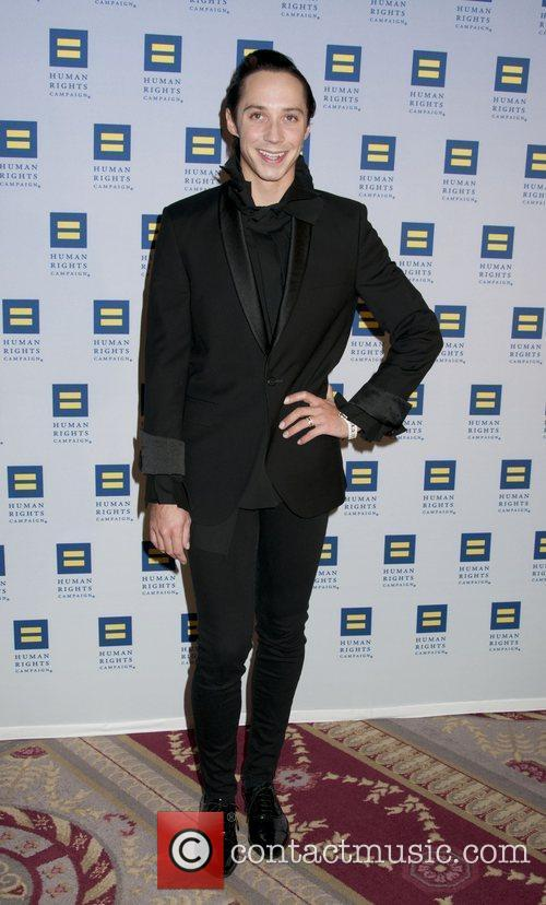 Johnny Weir 2012 HRC Gala held at the...