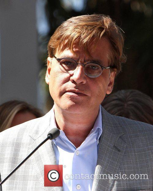 Aaron Sorkin and Walk Of Fame 2