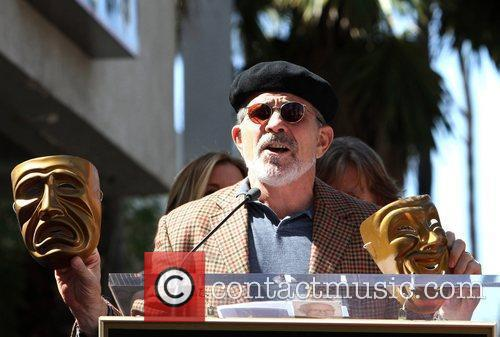 David Mamet and Walk Of Fame 2
