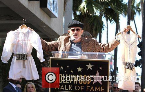 David Mamet and Walk Of Fame 3
