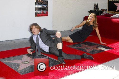 William H Macy, Felicity Huffman and Walk Of Fame 5