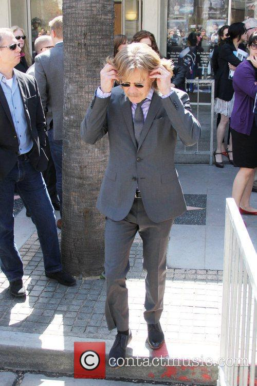William H Macy and Walk Of Fame 11