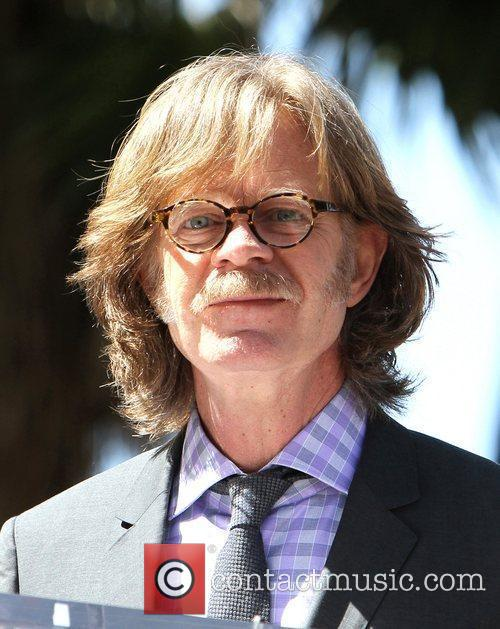 William H Macy and Walk Of Fame 10