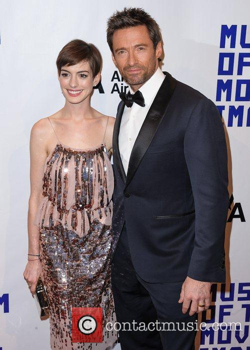 Hugh Jackman and Anne Hathaway 2