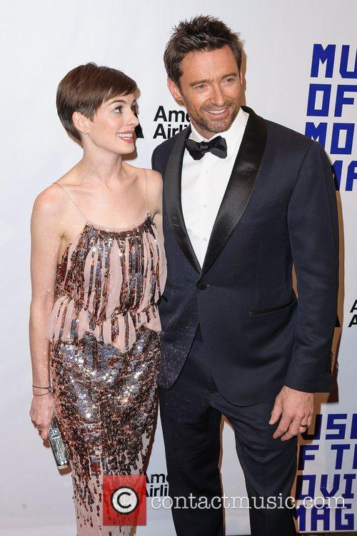 Hugh Jackman and Anne Hathaway 5