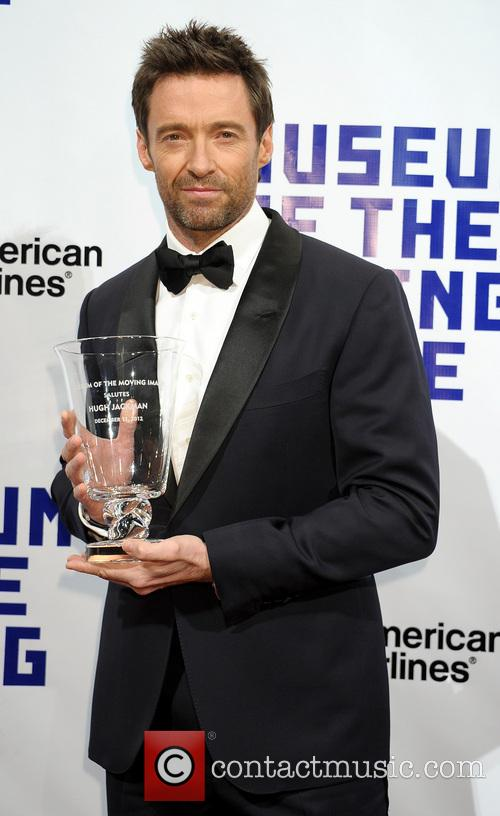 The Museum Of Moving, Images Salute, Hugh Jackman and Cipriani Wall Street 1