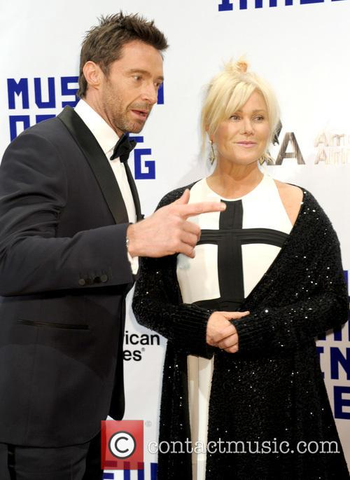 The Museum Of Moving, Images Salute, Hugh Jackman and Cipriani Wall Street 4