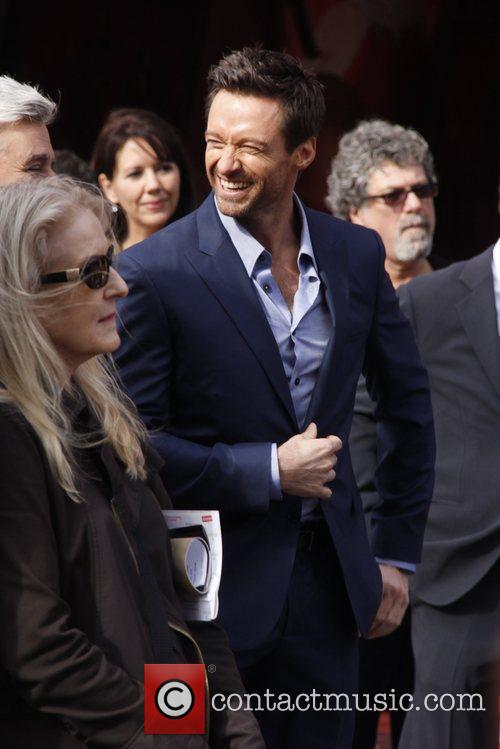 hugh jackman is honoured with a hollywood 5967584
