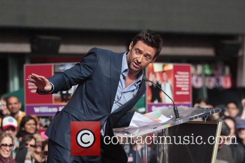 hugh jackman is honoured with a hollywood 5967665