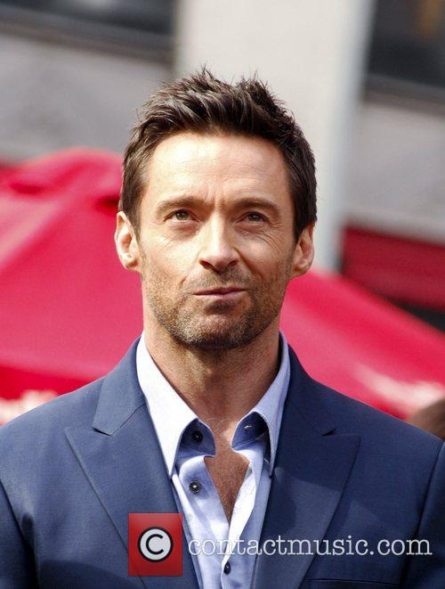 Hugh Jackman, Hollywood Star, Hollywood Walk and Fame 1