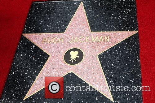 Hugh Jackman, Hollywood Star, Hollywood Walk and Fame 3