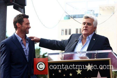Hugh Jackman and Jay Leno 4