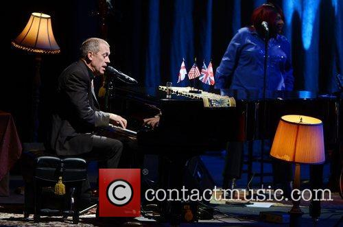 Hugh Laurie and Hammersmith Apollo 3
