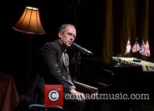 Hugh Laurie and Hammersmith Apollo 8