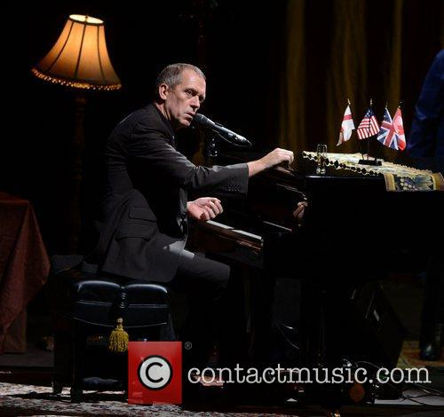 Hugh Laurie and Hammersmith Apollo 9