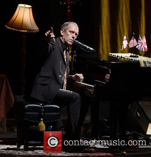 Hugh Laurie and Hammersmith Apollo 10