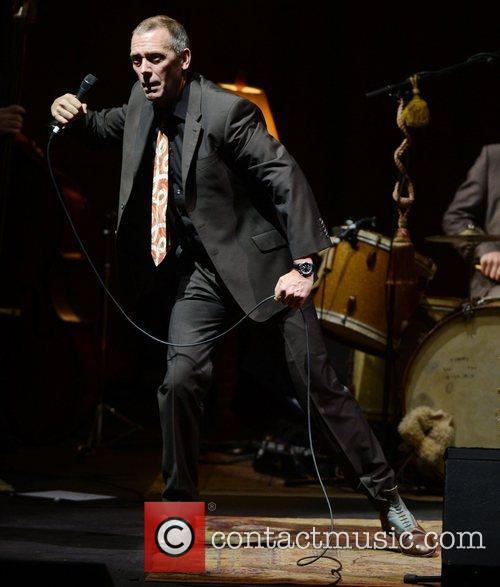 Hugh Laurie and Hammersmith Apollo 11