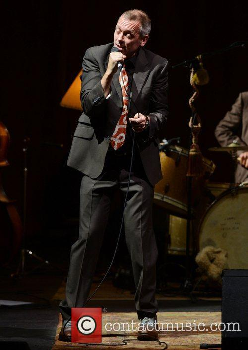 Hugh Laurie and Hammersmith Apollo 12