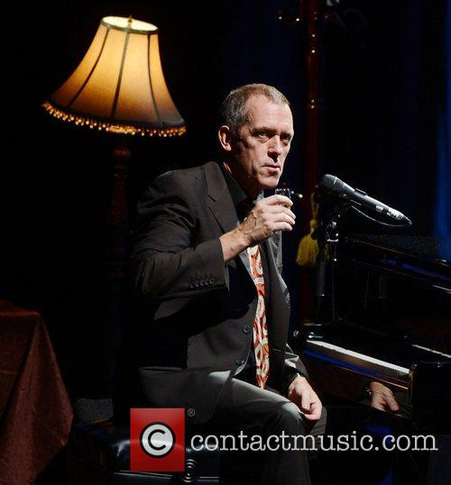 Hugh Laurie and Hammersmith Apollo 1