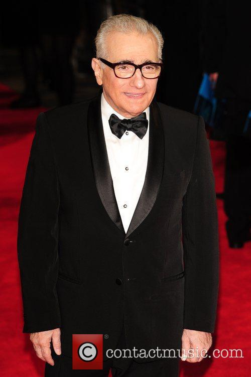 Martin Scorsese and Odeon Leicester Square 1