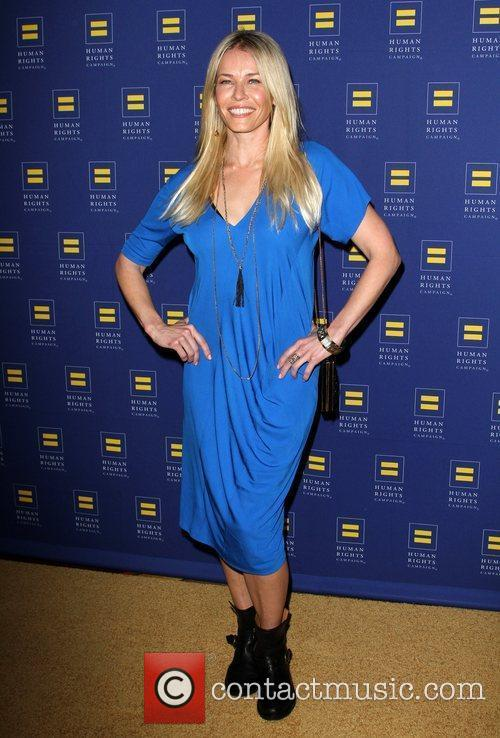 Chelsea Handler 2012 Human Rights Campaign Los Angeles...