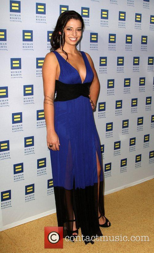 Mollie Thomas 2012 Human Rights Campaign Los Angeles...