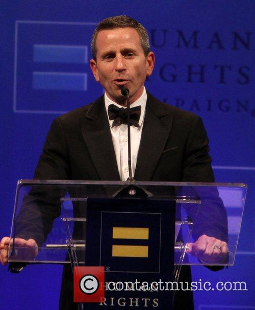 Guest 2012 Human Rights Campaign Los Angeles Gala...