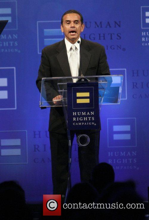 2012 Human Rights Campaign Los Angeles Gala at...