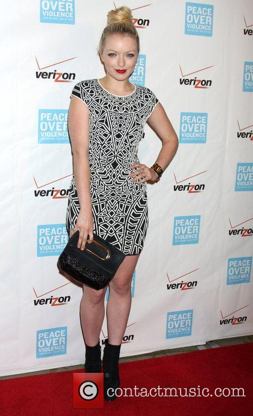 Francesca Eastwood 41st Annual Peace Over Violence Humanitarian...