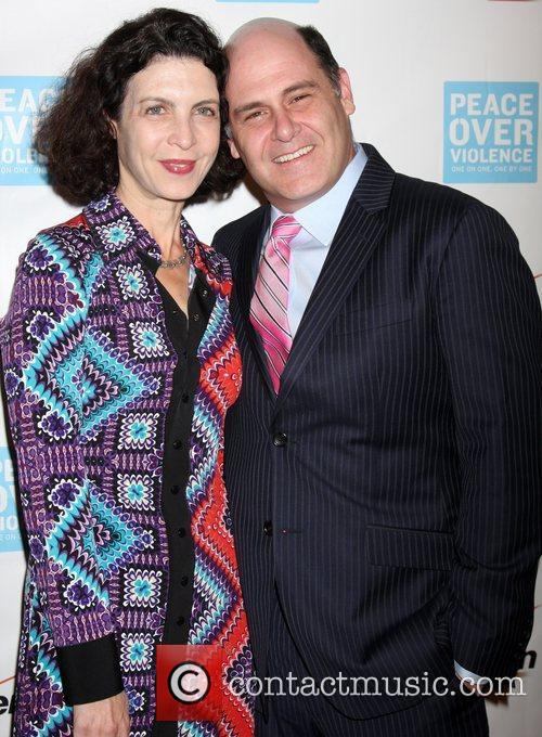 Matthew Weiner 41st Annual Peace Over Violence Humanitarian...