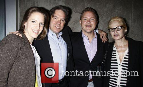 Jessie Mueller, Larry Adams, George Andrew Wolff and...