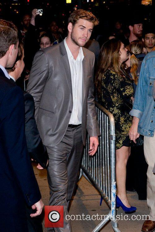 Liam Hemsworth  New York Premiere of 'The...