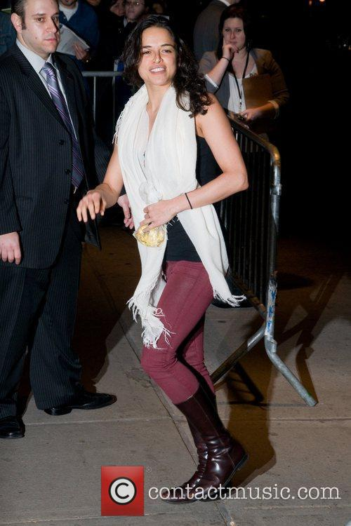 Michelle Rodriguez  New York Premiere of 'The...