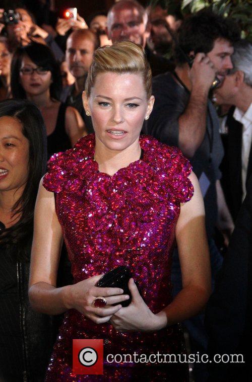 Elizabeth Banks  The Paris Premiere of 'The...