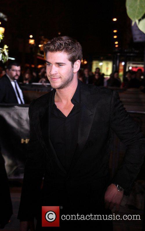 Liam Hemsworth  The Paris Premiere of 'The...