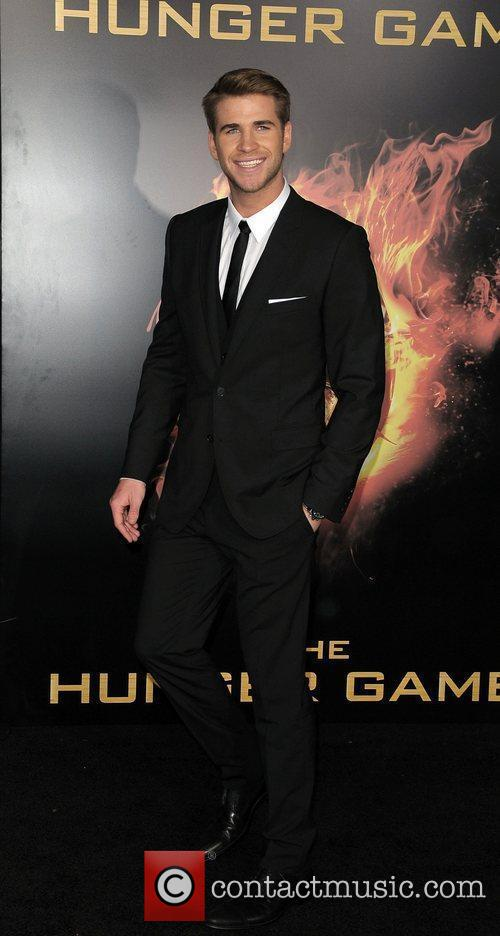 liam hemsworth world premiere of the hunger 3776769