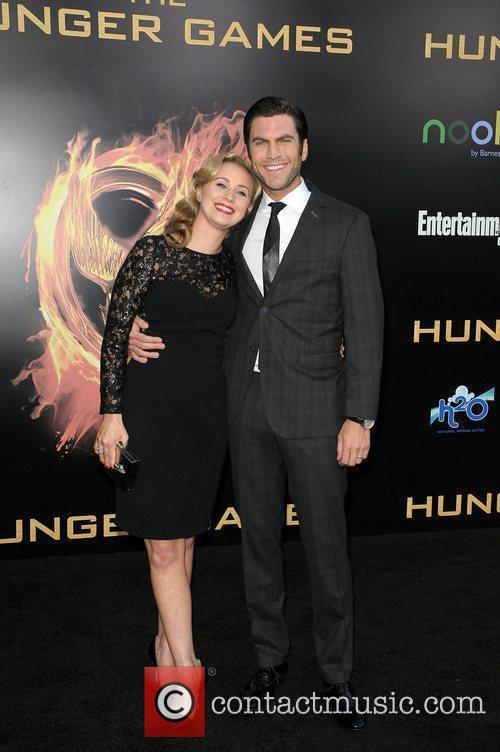 wes bentley world premiere of the hunger 3776771