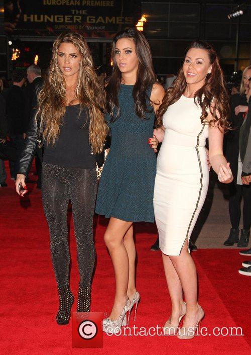 katie price aka jordan ellie jenas and 3779563