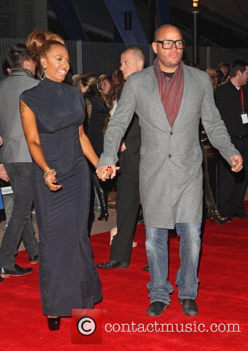Mel B and Stephen Belafonte 5