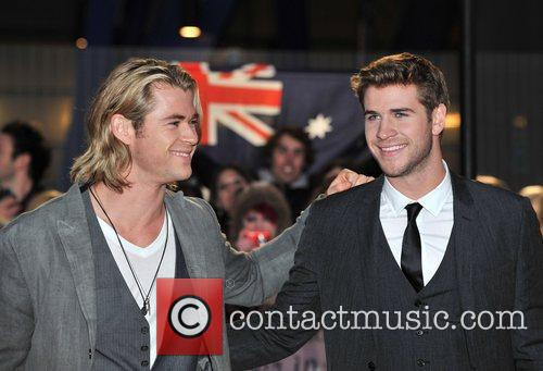chris hemsworth and liam hemsworth the hunger 3780669