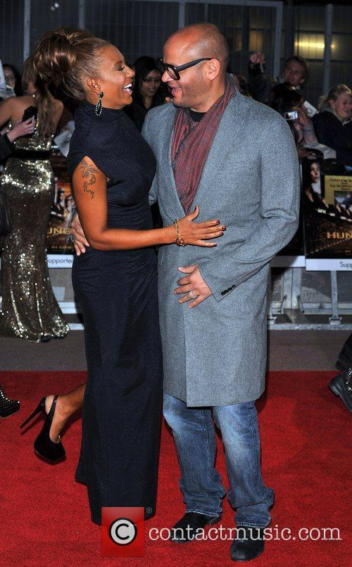 Mel B and Stephen Belafonte 10