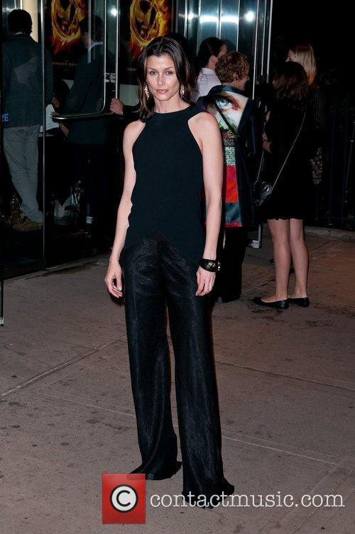 New York Premiere of 'The Hunger Games' at...