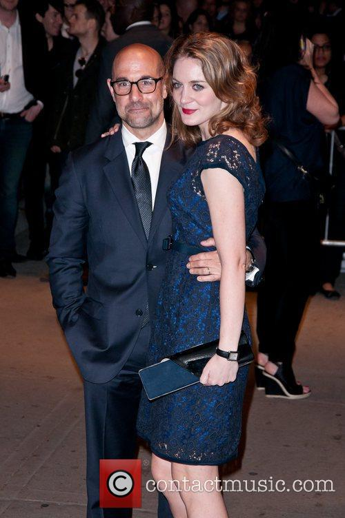 Stanley Tucci  New York Premiere of 'The...