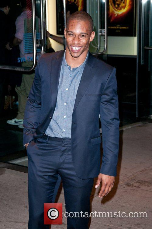 Victor Cruz  New York Premiere of 'The...