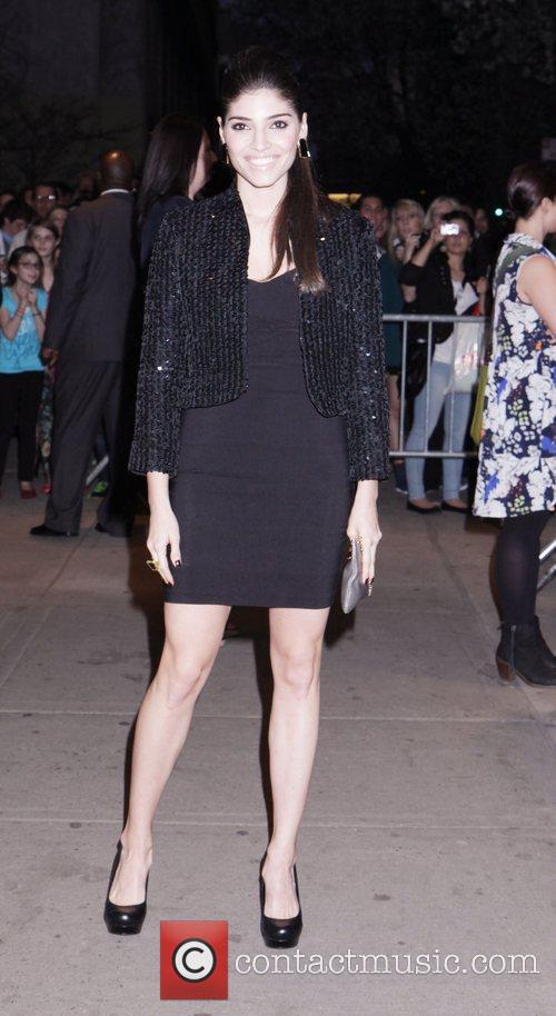 Amanda Setton New York Premiere of 'The Hunger...