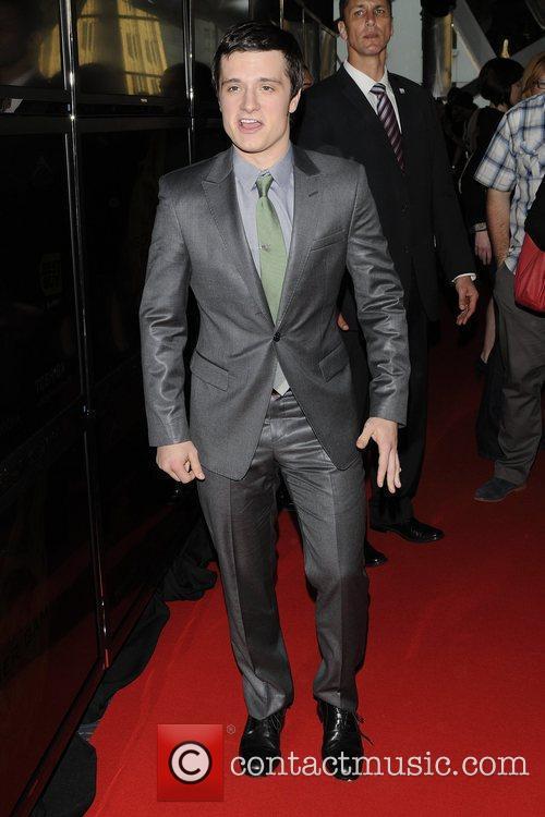 Josh Hutcherson  'The Hunger Games' Canadian Premiere...
