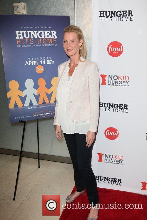 'Hunger Hits Home' screening at the Hearst Screening...
